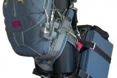 System spadochronowy AD-2000 + UZO-100