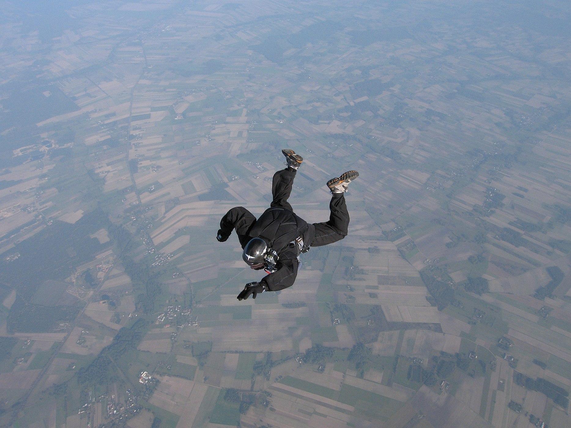 Zestaw spadochronowy Feniks FUTURE