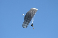 System spadochronowy Feniks MILITARY G-9