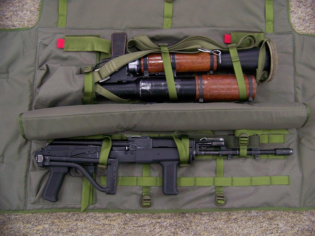 Pokrowiec na broń typu B