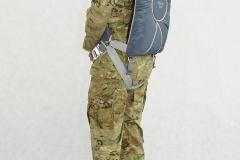 Plecowy spadochron ratowniczy-SK-94