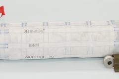 Spadochron hamujący SH-29