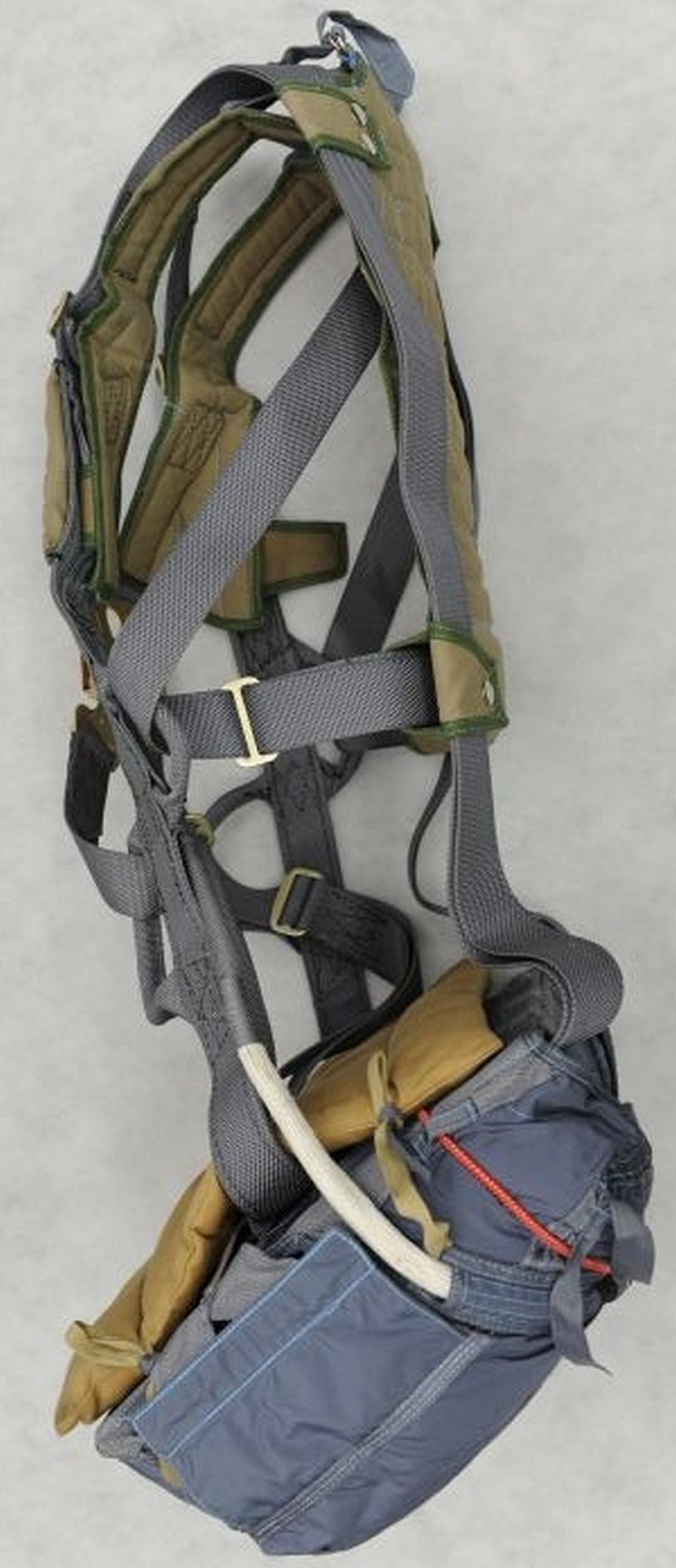 Spadochron ratowniczy siedzeniowy S-4