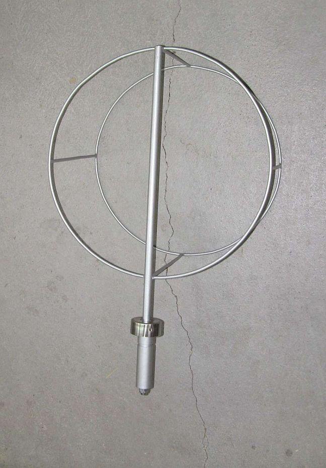 Wiatrowskaz W-600