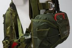 Zestaw spadochronowy DEDAL serii 2 (AD-95s.2 + AZ-95)