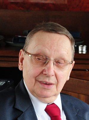 Prezes Włodzimierz Budziński