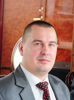 Wiceprezes Sławomir Kmiołek